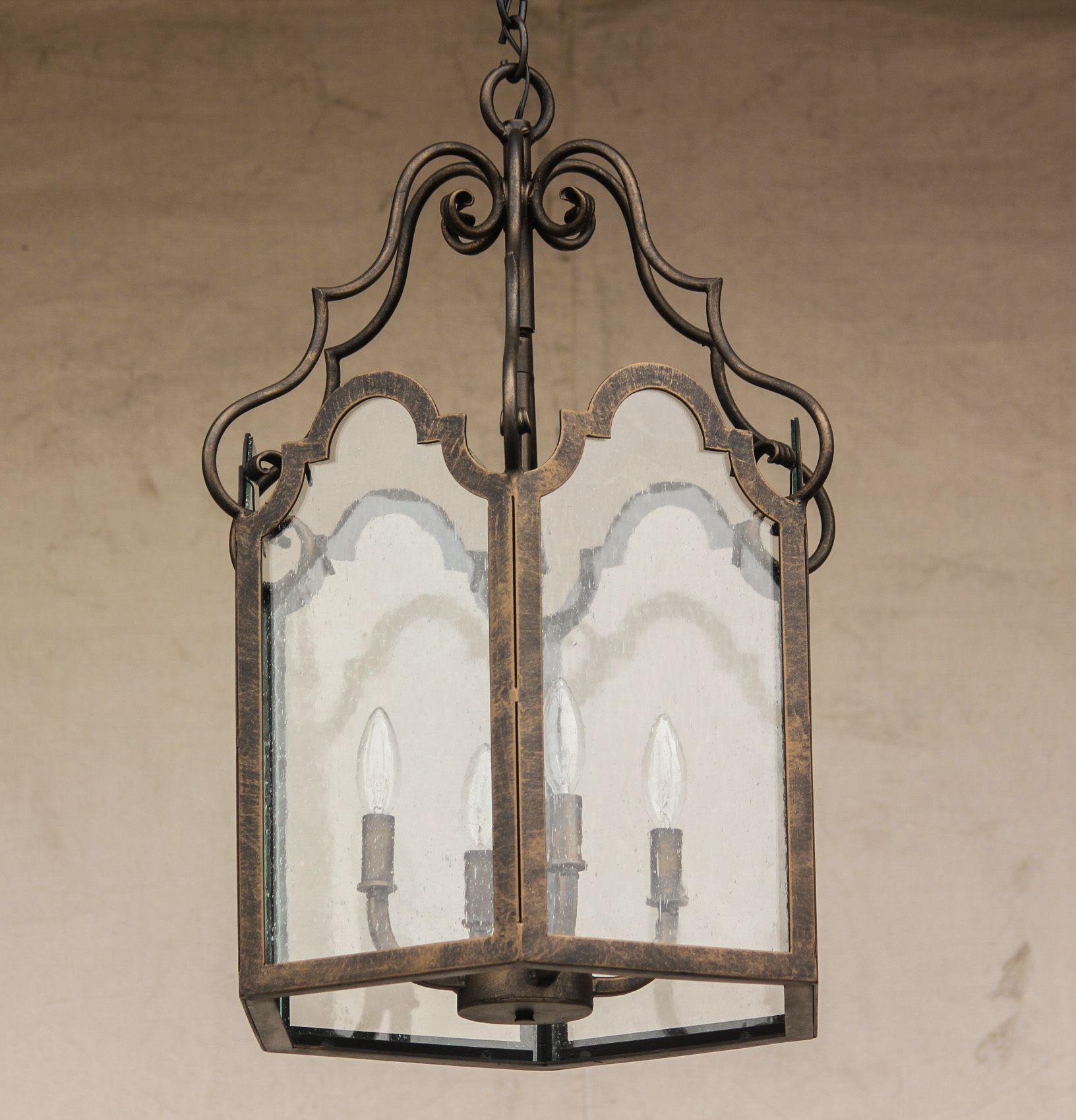 Lights of Tuscany 2145-3 Tuscan Style Lighting Fixture.