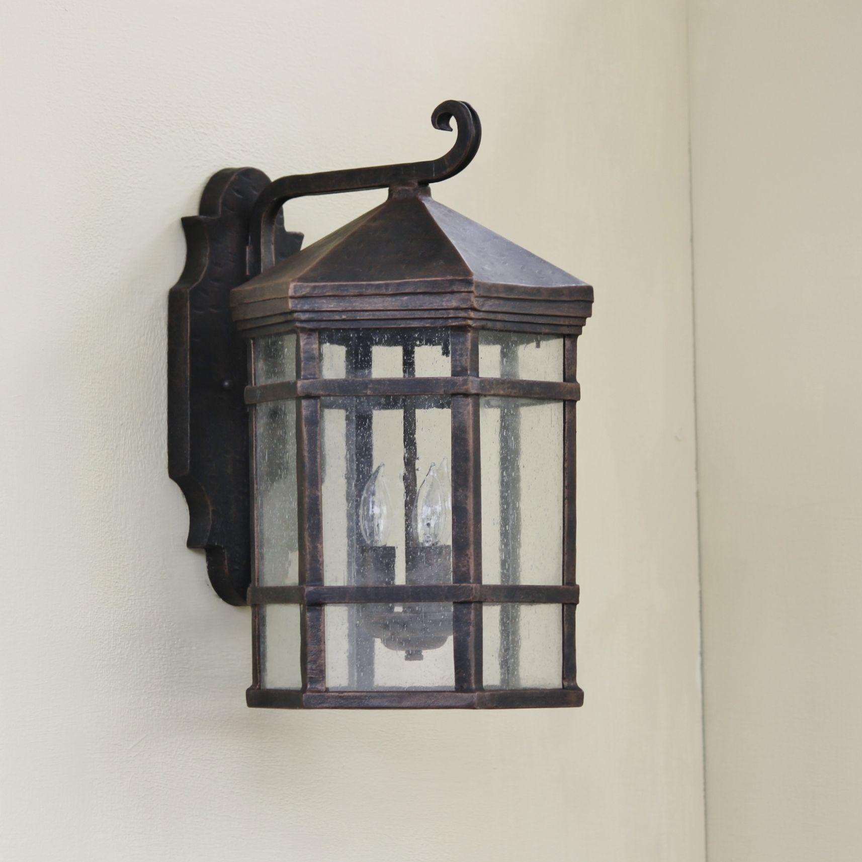 Lights Of Tuscany Contemporary Style Spanish Wrought Iron Lighting